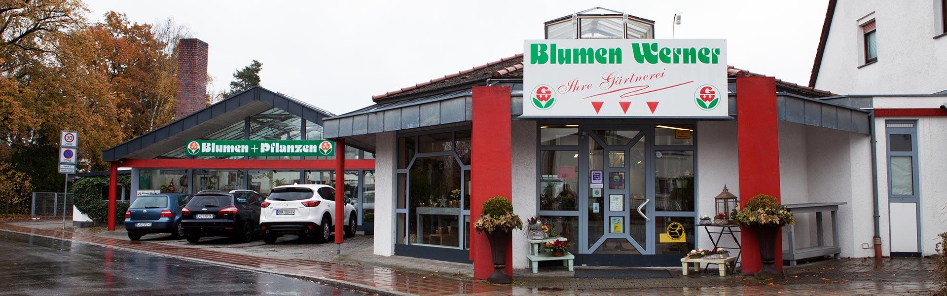 Blumen Werner in Röthenbach